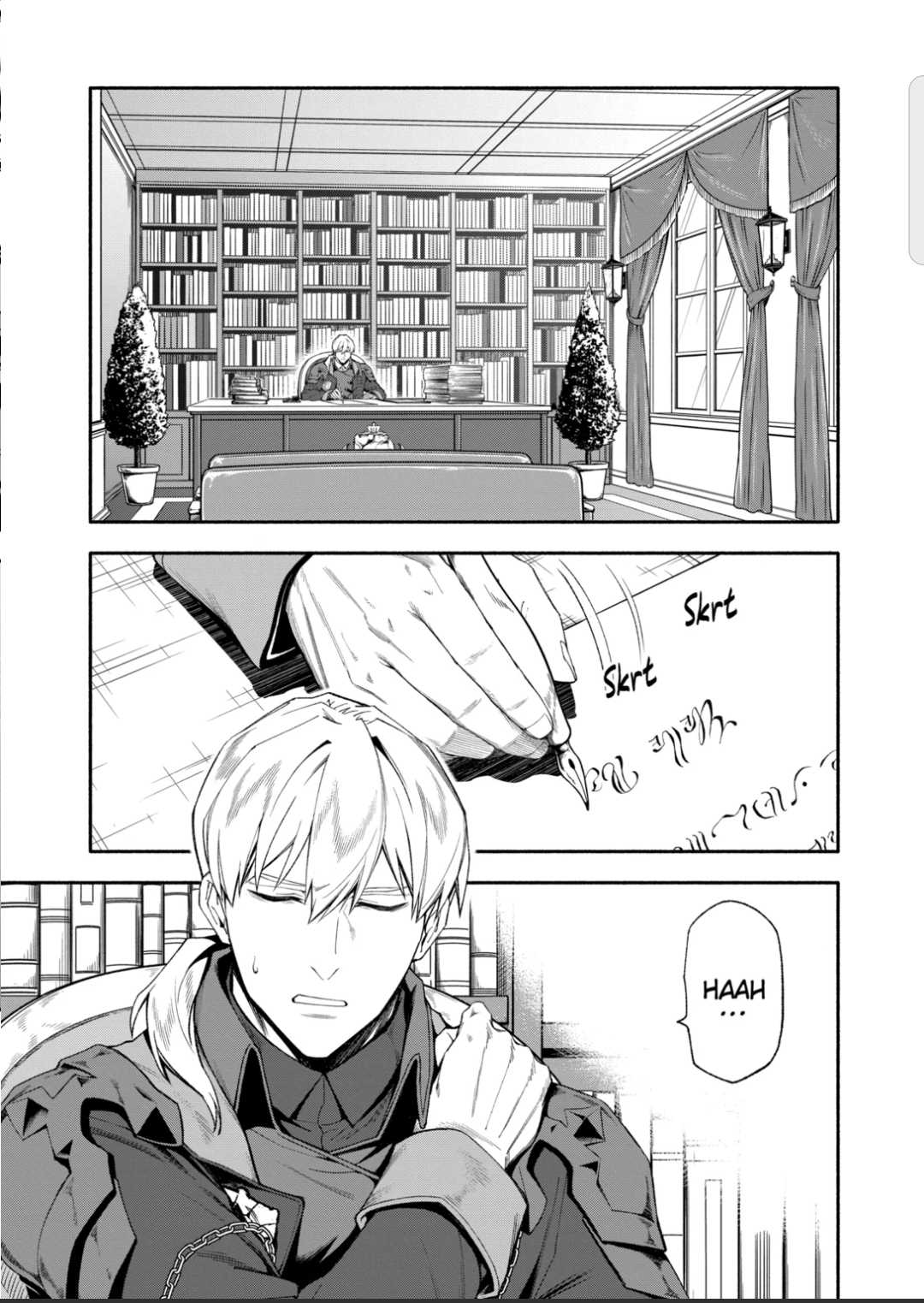 After Being Reborn, i Became The Strongest to Save Everyone Chapter 42 page 1